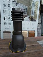 Вентиляционные выходы для профиля СуперМонтерей, Монтерей цвет Тёмно-Коричневый (8019)