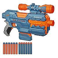 Бластер Nerf Phoenix Феникс Elite 2.0 CS-6 E9961