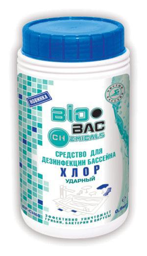 Для дезинфекции (гранулы) Хлор 60 Ударный