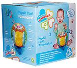Детская развивающая игрушка Барабан play smart, фото 2