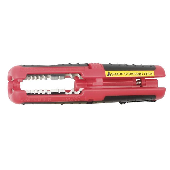 CP-511A Pro'sKit Нож для зачистки кабелей универсальный