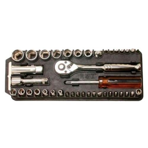 8PK-227 Pro'sKit Набор бит и головок (40шт., ключ, отвертка)