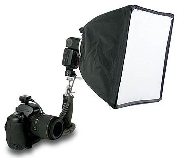 Рассеиватель для дополнительного света для фото и видео