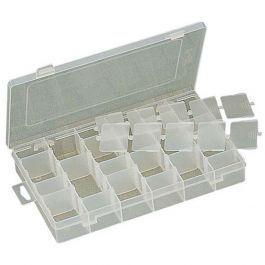103-132D Pro'sKit Кассетница для деталей пластиковая (275х177х42.5мм)