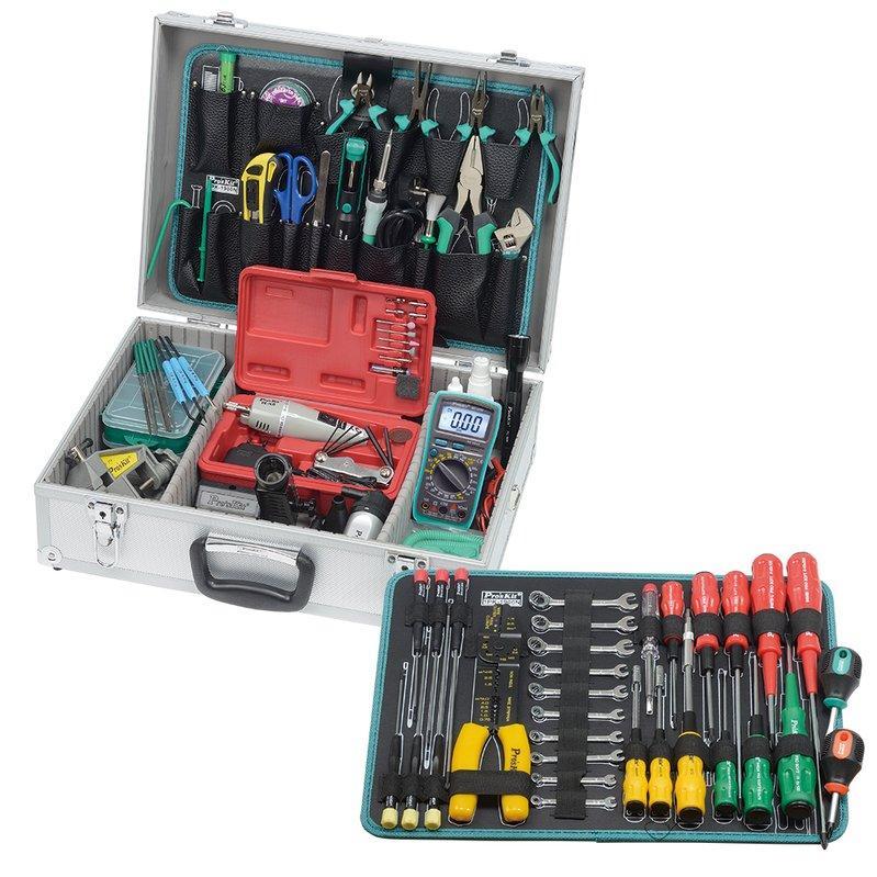 1PK-1900NB Pro'sKit (аналог 1PK-900NB) Набор инструментов электрика профессиональный