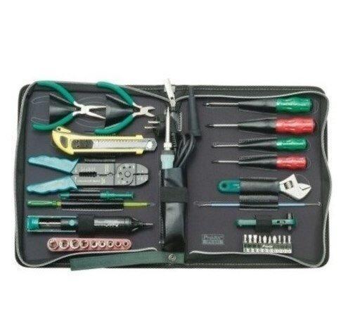 1PK-690B Pro'sKit Набор инструментов электрика профессиональный