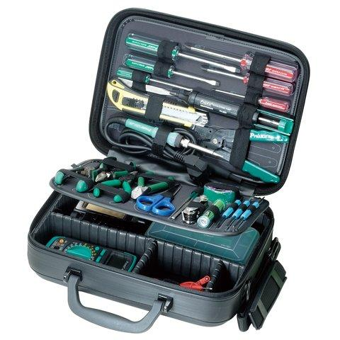 1PK-710KB Pro'sKit Набор инструментов для электроники базовый