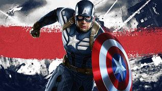 Игрушки Капитан Америка супергерой Марвел
