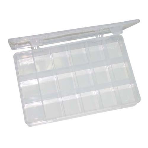 203-132I Pro'sKit Кассетница для деталей пластиковая (275х183х42мм)