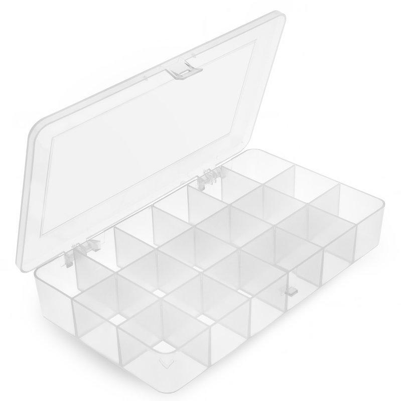 903-132 Pro'sKit Кассетница для деталей пластиковая (210х119х32мм)