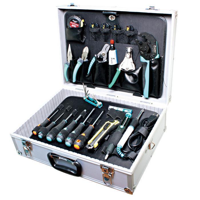 PK-4302BM Pro'sKit Набор инструментов