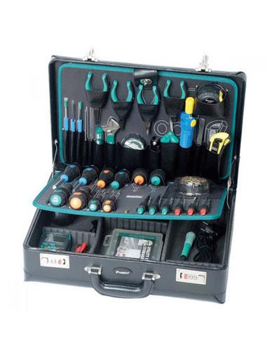 PK-15305B Pro'sKit Набор инструментов универсальный профессиональный