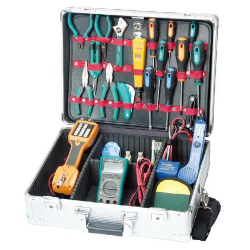 PK-14019B Pro'sKit (аналог PK-4019B) Набор инструментов для телекоммуникаций
