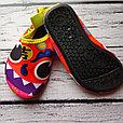 Аквашузы детские обувь для пляжа монстрики, фото 2