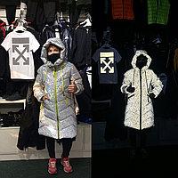Шикарные светоотражающие зимние куртки  LC. Janiee