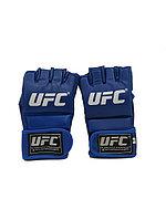 """Перчатки для MMA """"UFC Blue S"""""""
