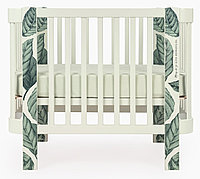 Люлька-кроватка Happy Baby MOMMY LOVE by Alena Akhmadullina 95024 Sage