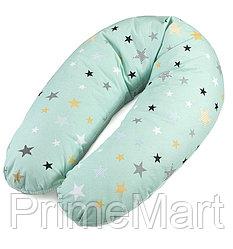 Подушка Roxy Kids для беременных наполнитель полистерол/холлофайбер ART0030
