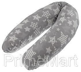 Подушка Roxy для беременных наполнитель полистерол (шарики) RPP-003Wb