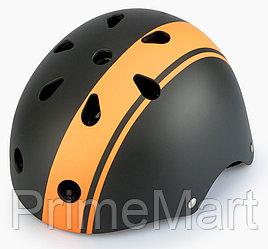 Шлем защитный Happy Baby Drifter Dark Grey