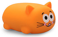 Игрушка Happy Baby котик Soft&Joy 330374 Оранжевый