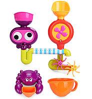Набор игрушек Happy Baby для ванной EUREKA