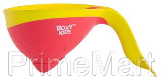 Ковш для ванны Roxy Kids с лейкой Коралловый