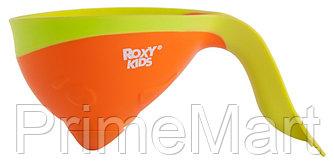 Ковш для ванны Roxy Kids с лейкой Оранжевый