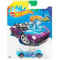 Машинки меняющие цвет