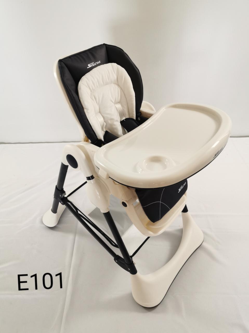 Детский стульчик для кормления Teknum E-101 ,black
