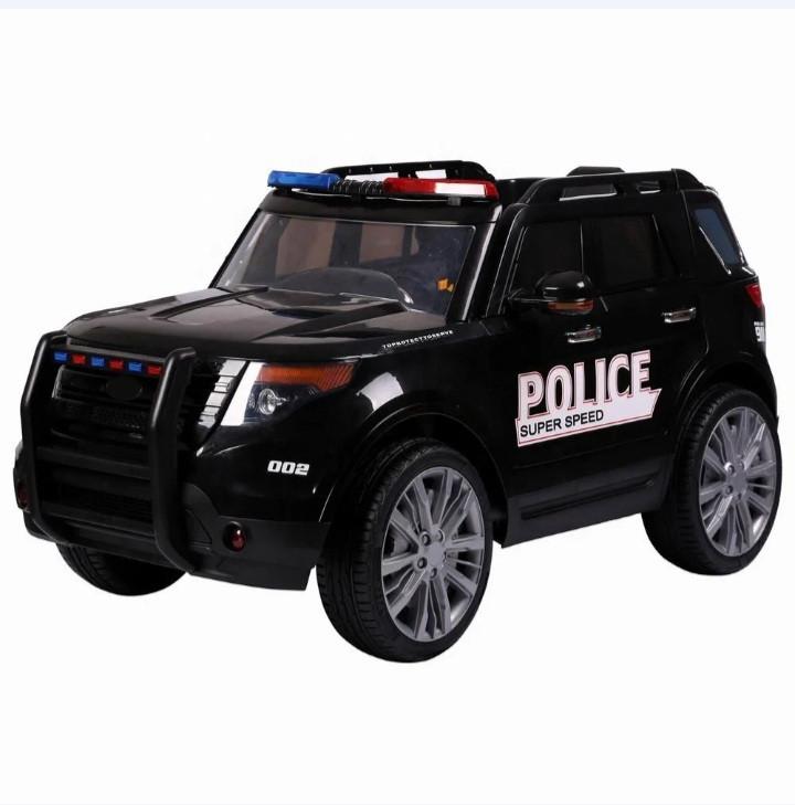 Электромобиль детский Ford Полиция с рацией