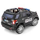 Электромобиль детский Ford Полиция с рацией, фото 2