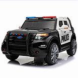 Электромобиль детский Ford Полиция с рацией, фото 3