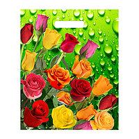 Пакет цветок