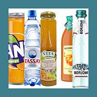 Вода, соки, напитки