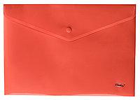 Папка конверт на кнопке А6 Hatber