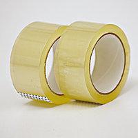Скотч (упаковочный: прозрачный, ширина 10 см)