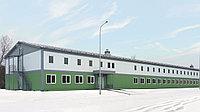 Блочно-модульные общежития и гостиницы