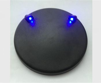 Постамент с светодиодной подсветкой для собранных моделей 3D конструкторов