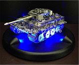 Постамент с светодиодной подсветкой для собранных моделей 3D конструкторов, фото 3