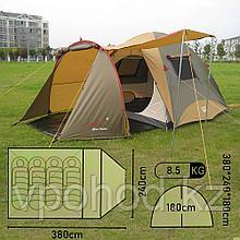 Двухслойная палатка Mimir 1036 4-х местная