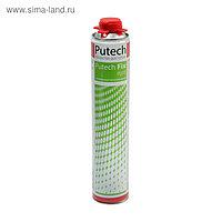 Полиуретановый клей-пена Putech, универсальный, белый, 1000 мл