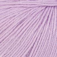 Пряжа 'Baby Wool' 20 кашемир, 40 меринос. шерсть, 40 акрил 175м/50гр (823 бл. сиреневый)