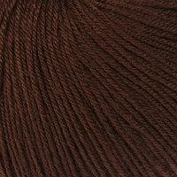 Пряжа 'Baby Wool' 20 кашемир, 40 меринос. шерсть, 40 акрил 175м/50гр (807 шоколад)