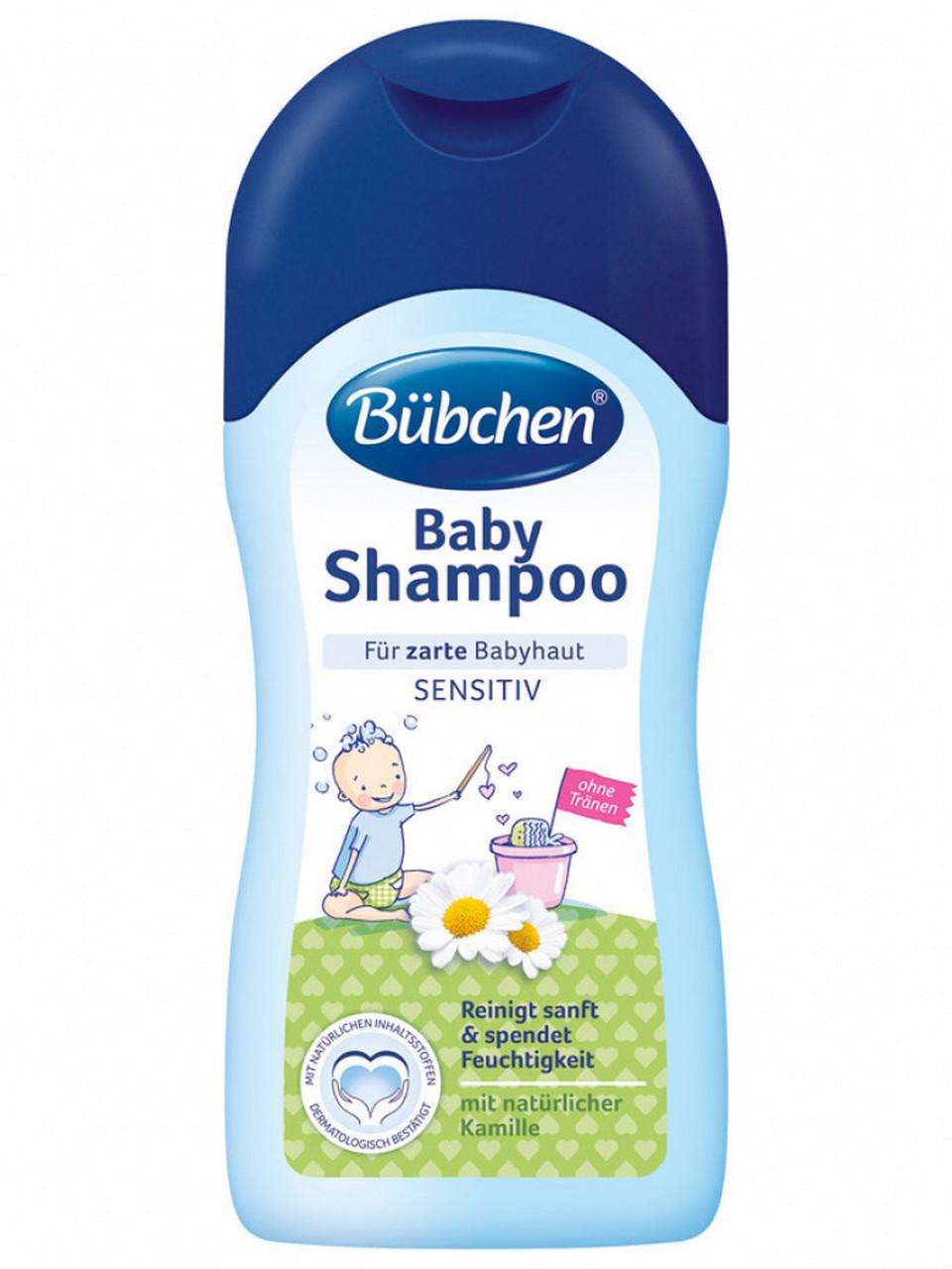 Bubchen Шампунь для младенцев 200 мл