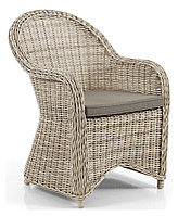 Кресло Веста серый