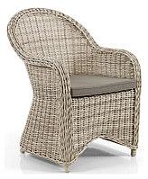 Кресло Веста темный каштан