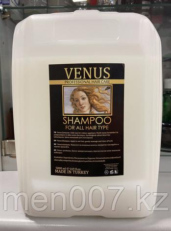 Профессиональный шампунь для всех типов волос Venus 5000 мл.