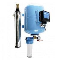 Система автоматизированного водоснабжения Водомет ПРОФ 55/90 ДОМ