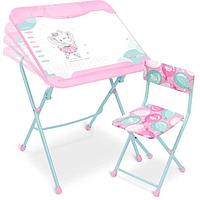 Набор мебели с балериной, мягкий стул